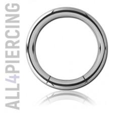 Сегментное кольцо, титан