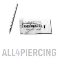 Игла в стерильной упаковке